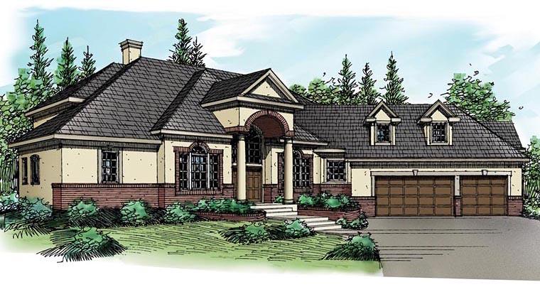 House Plan 69429