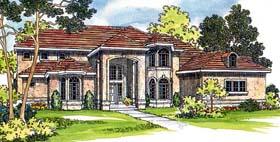 House Plan 69460