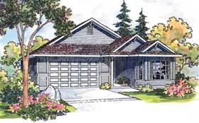 House Plan 69469