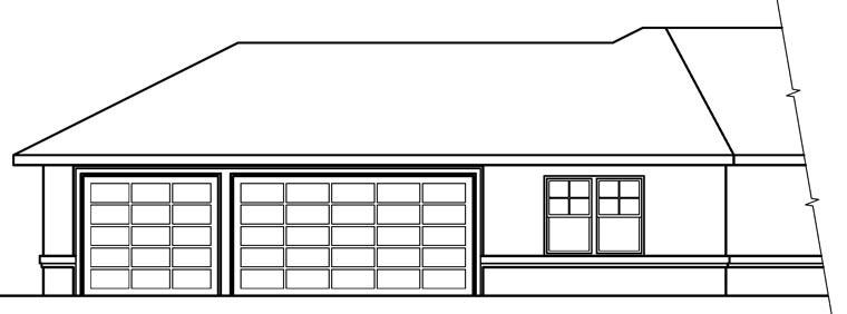 Mediterranean House Plan 69480 with 3 Beds, 3 Baths, 3 Car Garage Picture 1
