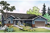 Plan Number 69490 - 1604 Square Feet