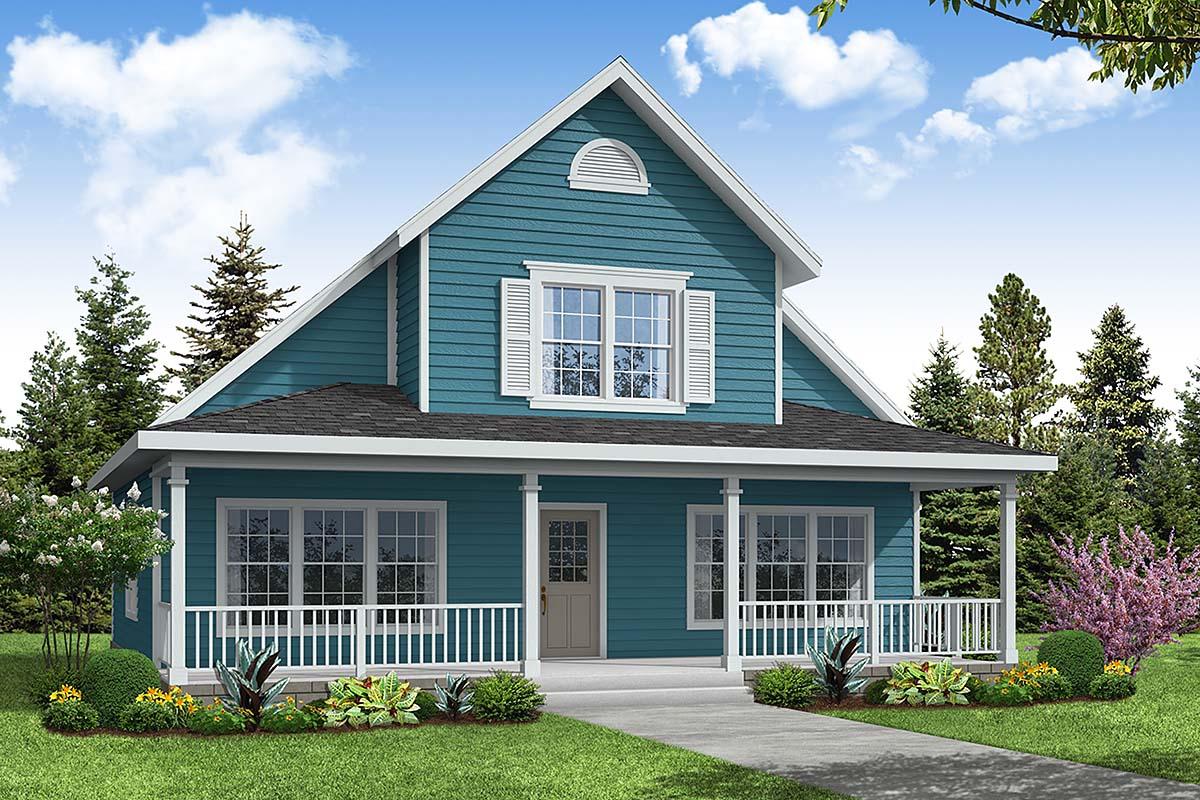 House Plan 69491