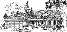 House Plan 69492