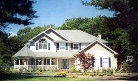 House Plan 69500