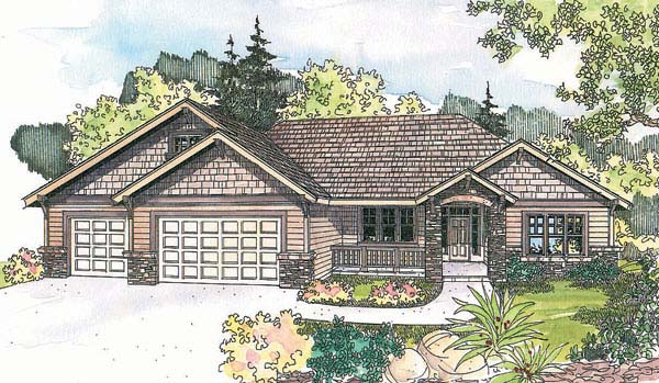 House Plan 69602