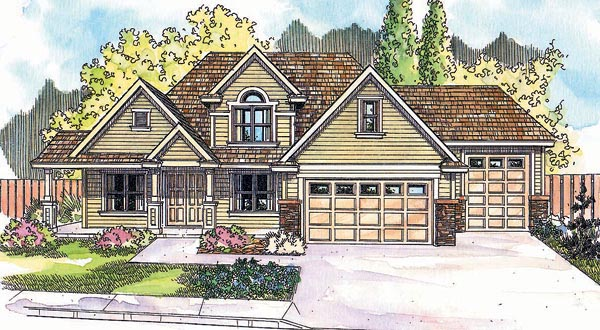 House Plan 69621