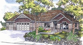 House Plan 69630