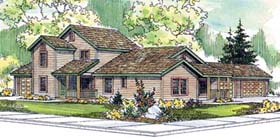 Multi-Family Plan 69641