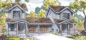 Multi-Family Plan 69649