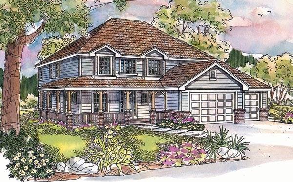 House Plan 69654