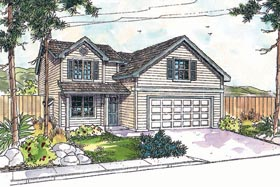 Country House Plan 69655 Elevation