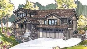 Craftsman House Plan 69658 Elevation