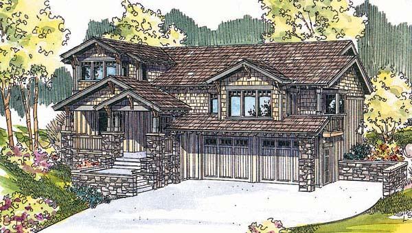 House Plan 69658