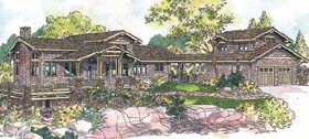 House Plan 69680