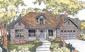 Craftsman House Plan 69690 Elevation