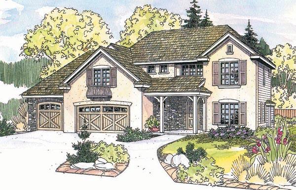 House Plan 69691