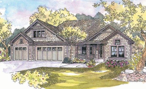 House Plan 69692