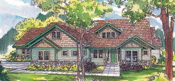 House Plan 69713