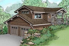 House Plan 69755