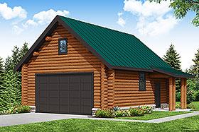 Garage Plan 69756