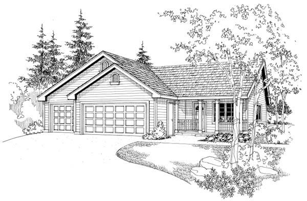 House Plan 69761