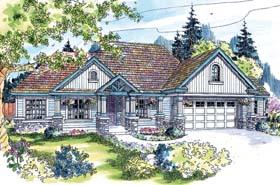 House Plan 69771