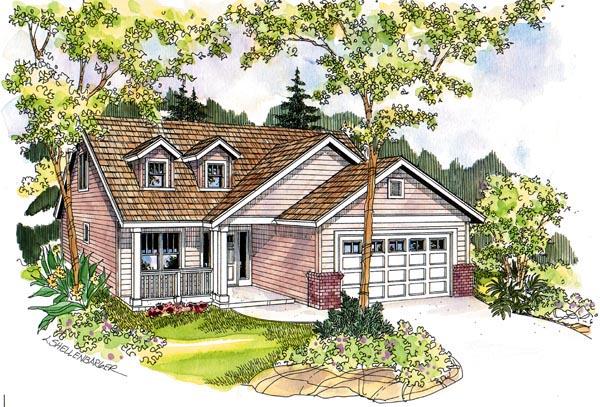 House Plan 69788