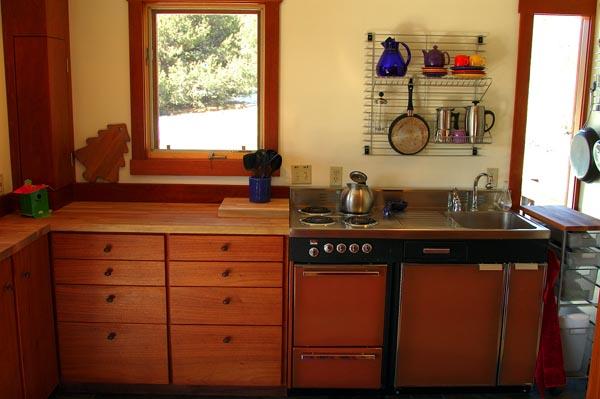 Cabin House Plan 69801