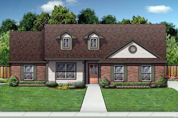 House Plan 69918