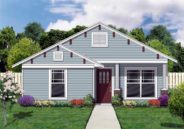 House Plan 69921