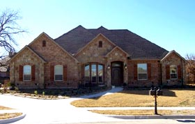 Traditional House Plan 69928 Elevation