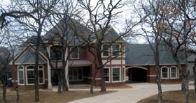 Traditional , European House Plan 69936 with 4 Beds, 5 Baths, 3 Car Garage Elevation