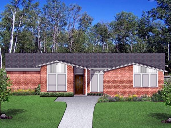 House Plan 69948