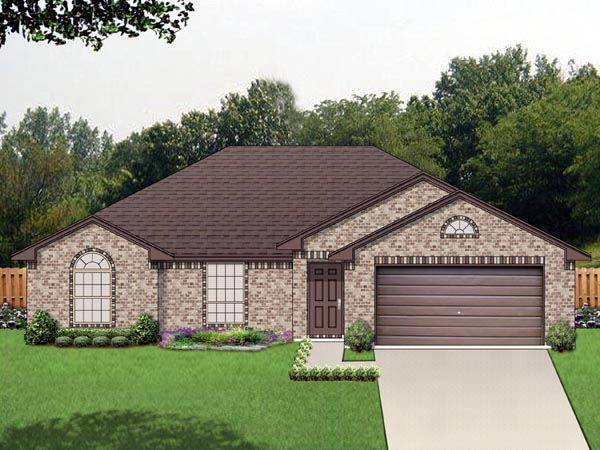 House Plan 69966