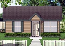 House Plan 69979