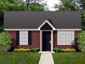 House Plan 69981