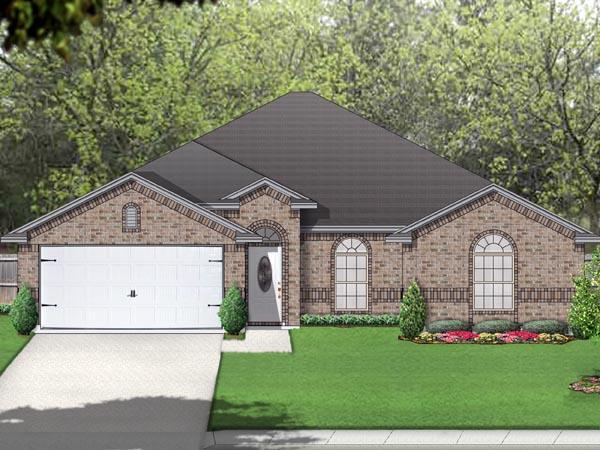 House Plan 69992