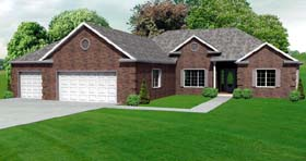 House Plan 70112
