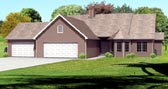Plan Number 70161 - 2070 Square Feet
