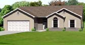 Plan Number 70164 - 1516 Square Feet