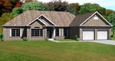 Plan Number 70171 - 2224 Square Feet