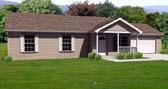 House Plan 70173
