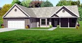 Plan Number 70174 - 1830 Square Feet