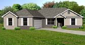 Plan Number 70303 - 1630 Square Feet