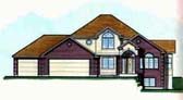 Plan Number 70400 - 2080 Square Feet