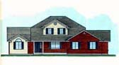 Plan Number 70401 - 2161 Square Feet