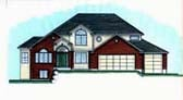 Plan Number 70403 - 2327 Square Feet