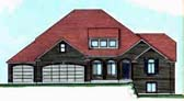 Plan Number 70404 - 2604 Square Feet