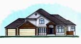 Plan Number 70405 - 2891 Square Feet