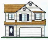 Plan Number 70414 - 1650 Square Feet
